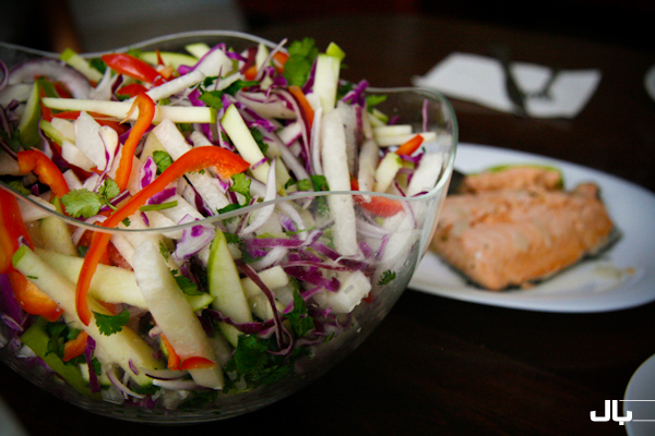 Jicama, Fennel and Green Apple Slaw | ChefJulieYoon.com