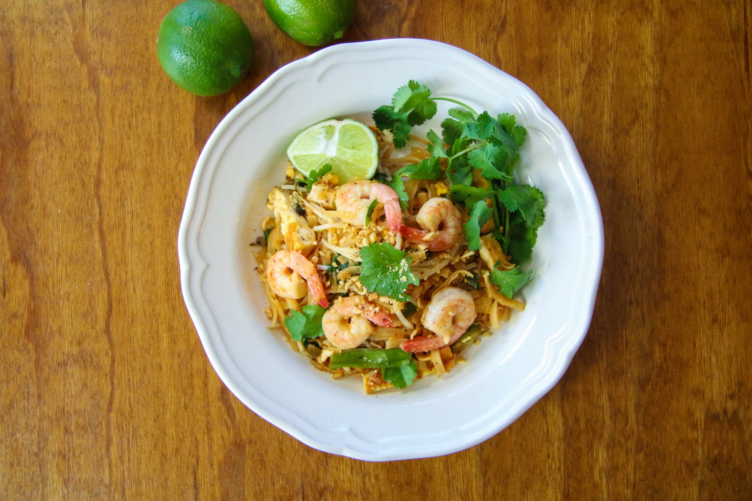 Easy-Shrimp-Pad-Thai