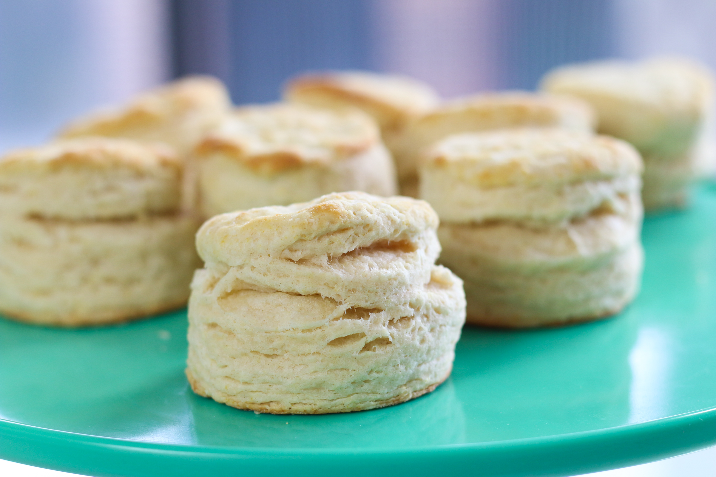 Bacon Buttermilk Biscuits Recipes — Dishmaps