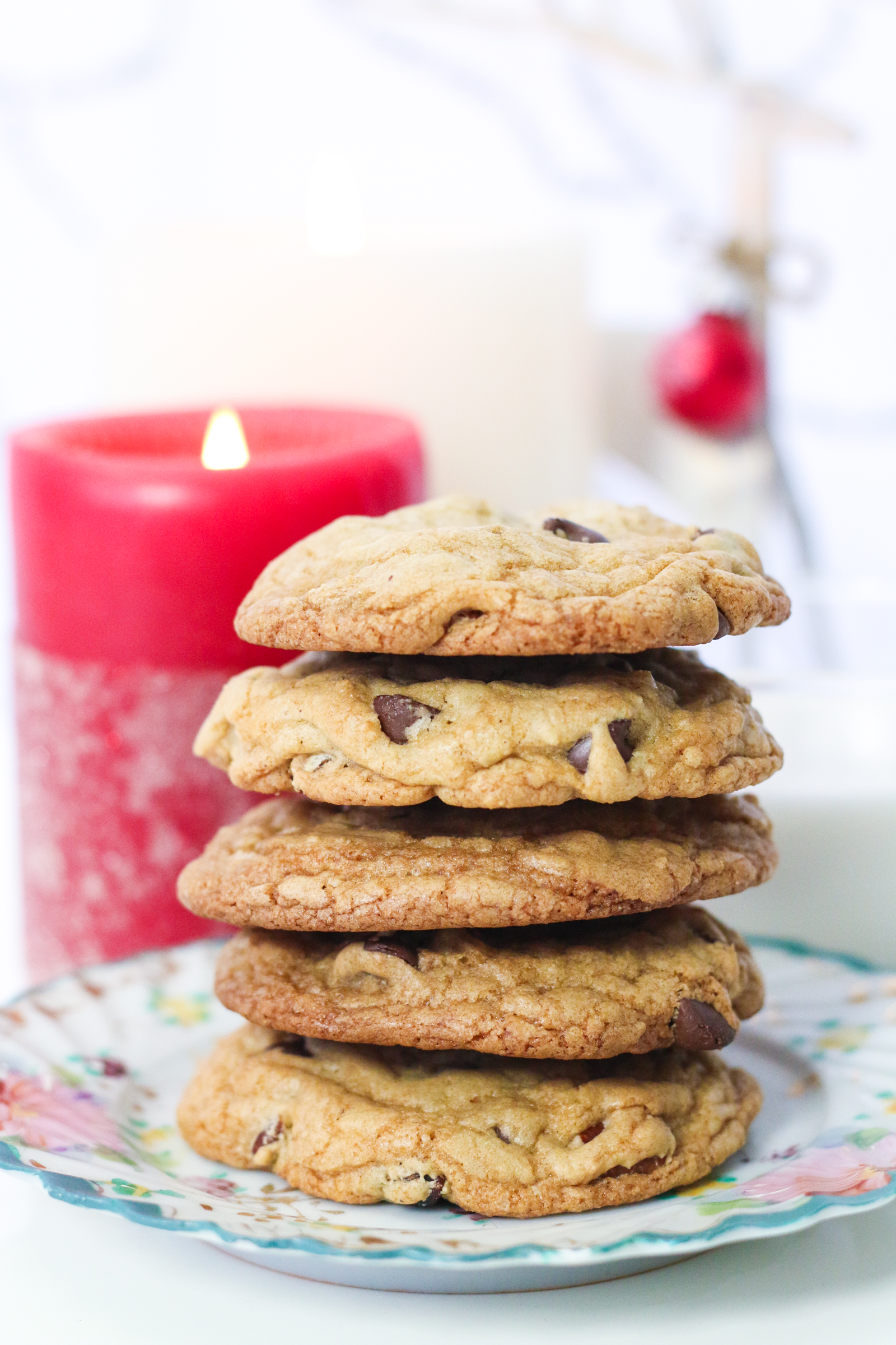 Chocolate Chip Pecan Cookies | ChefJulieYoon.com