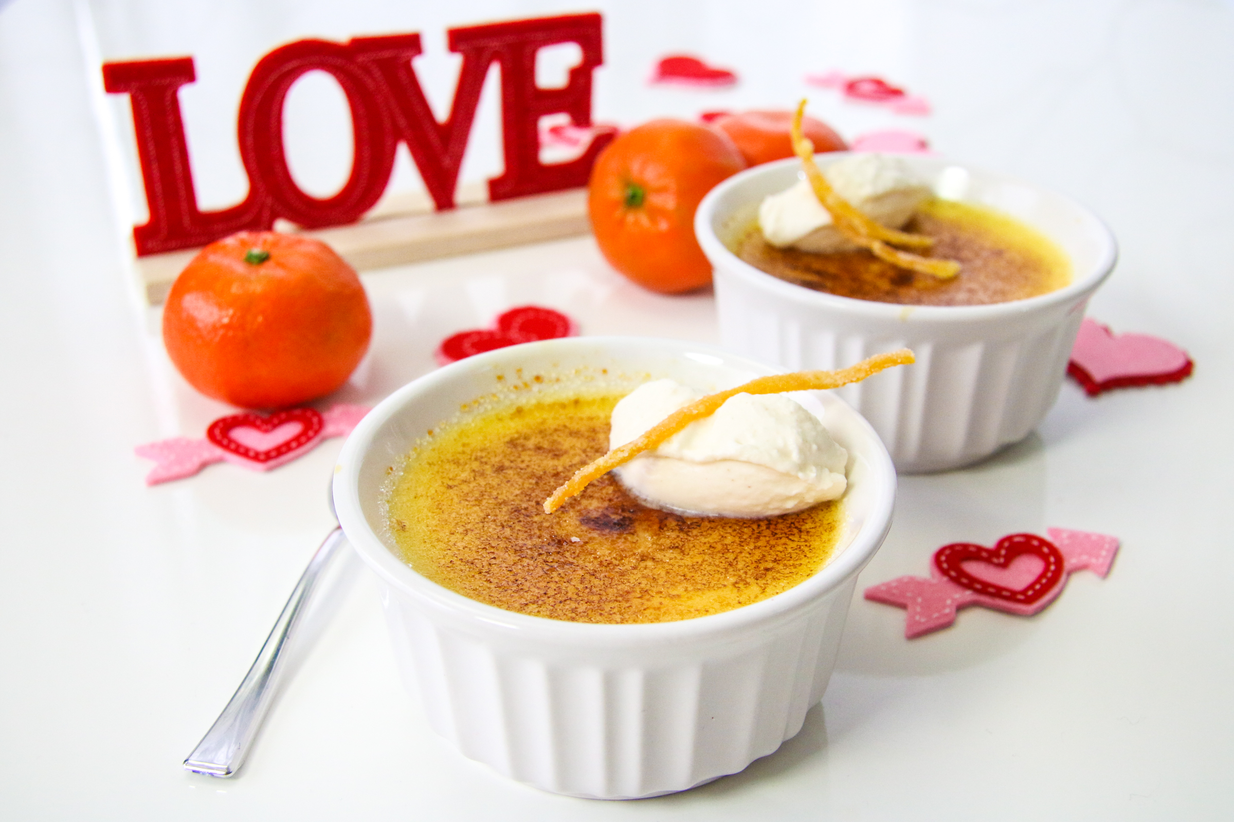 Creme Brulee | ChefJulieYoon.com