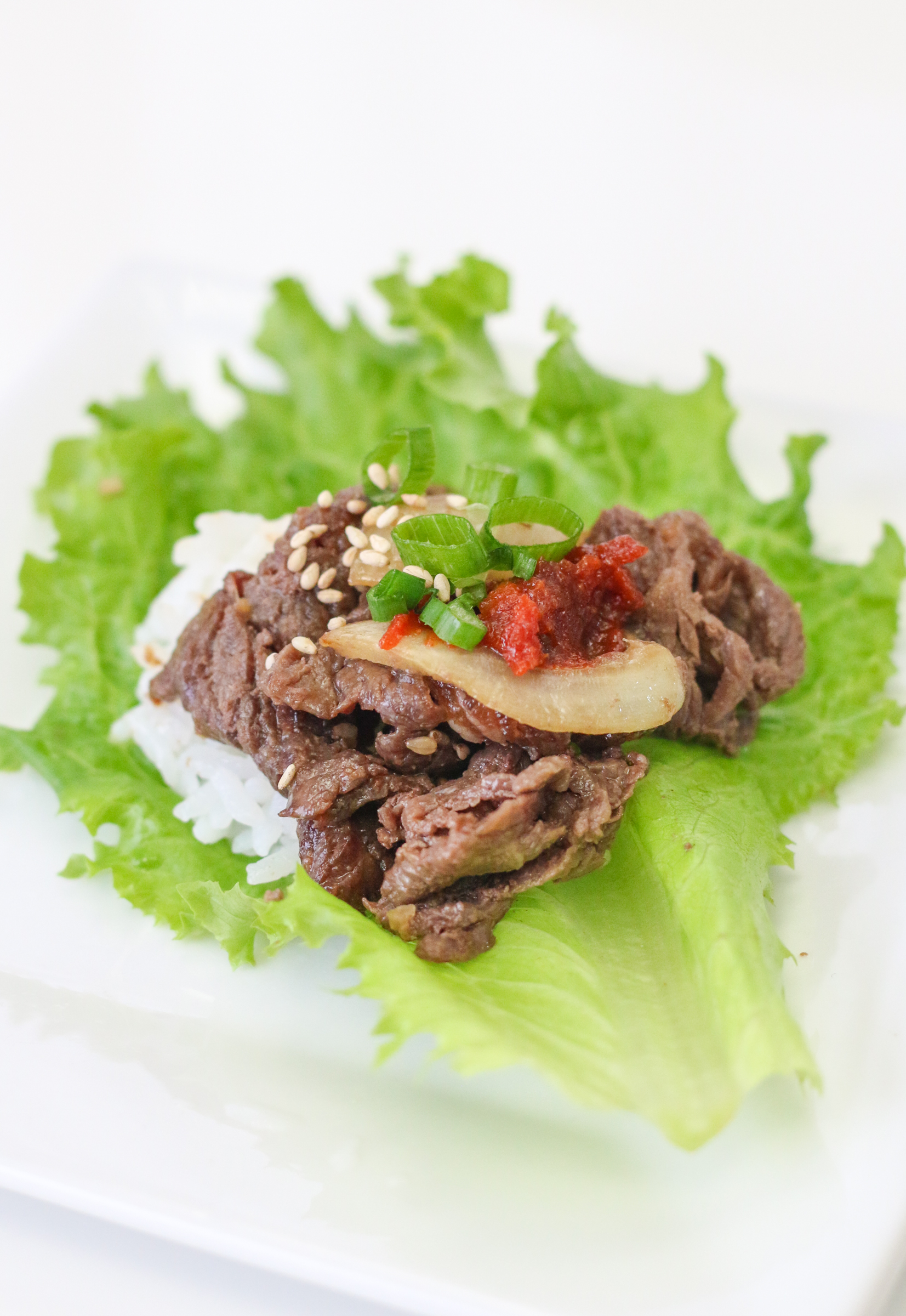 how to cook korean beef bulgogi