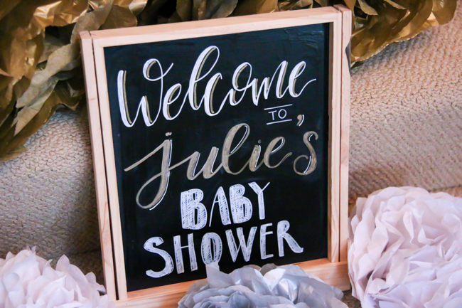 Chicago Baby Shower | ChefJulieYoon.com