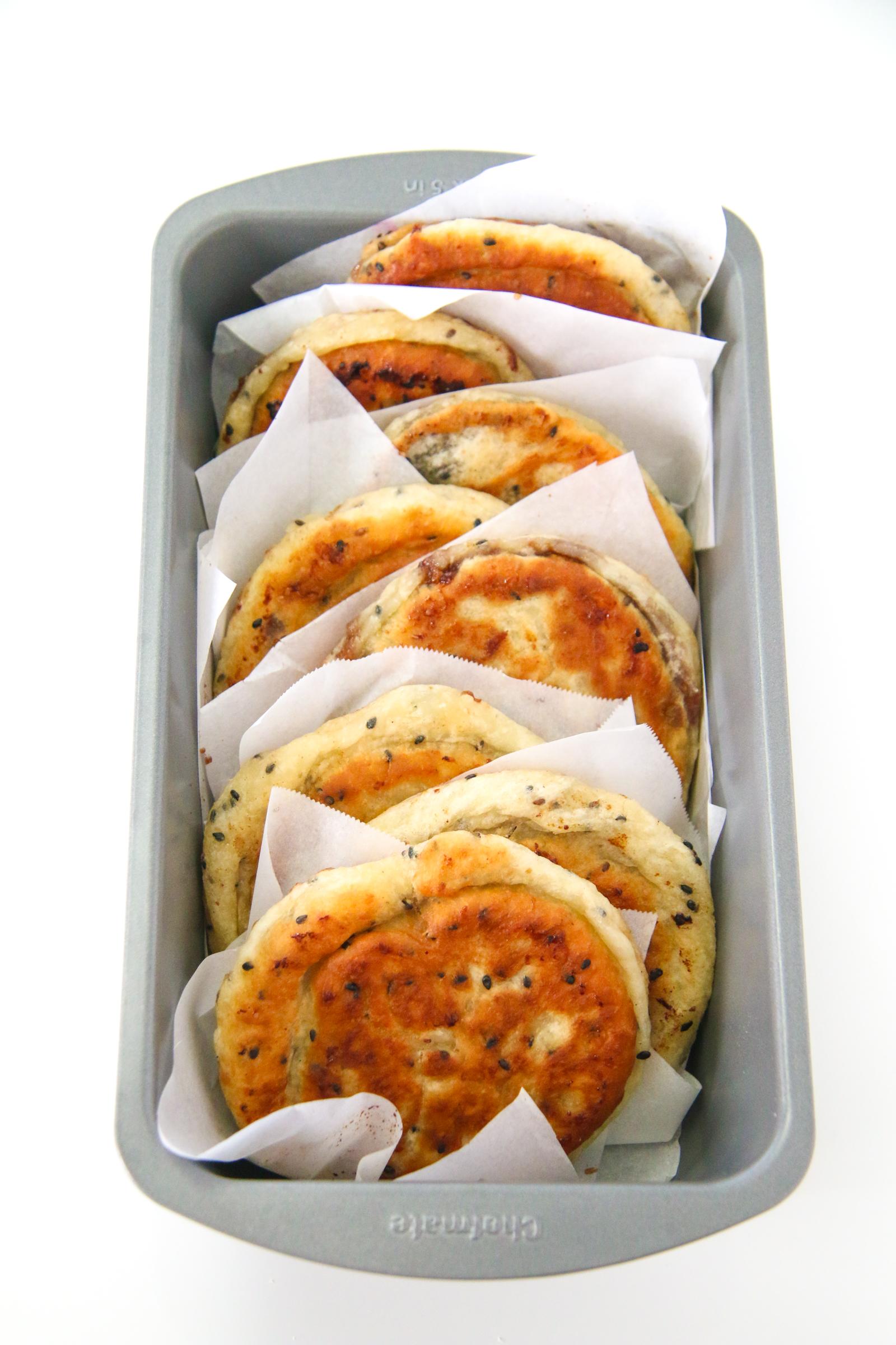 Korean Sweet Pancakes Hodduk 호떡 Chef Julie Yoon